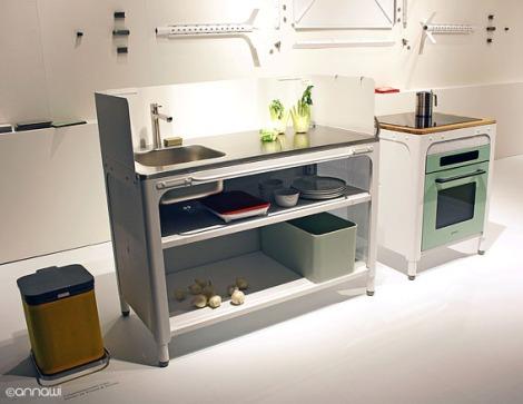 Concept Kitchen von Naber