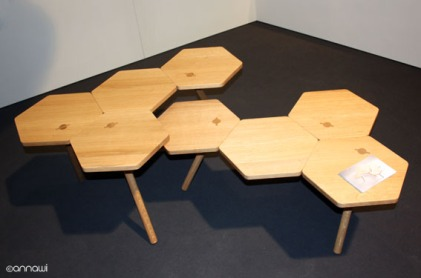 Lean Tables imm cologne