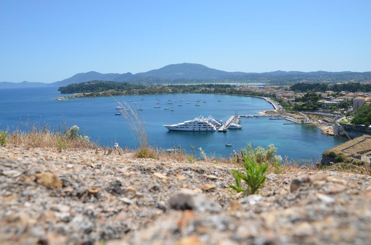 Endlich am Meer: Reisetipp Korfu