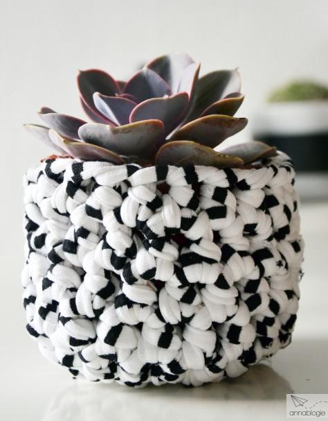 DIY Blumentopf - annablogie