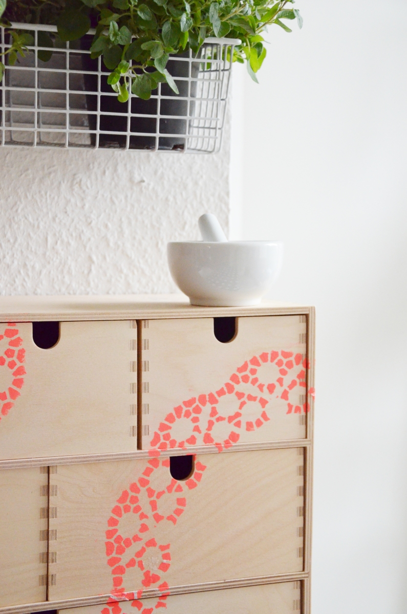 DIY - Ikea Moppe musterhaft