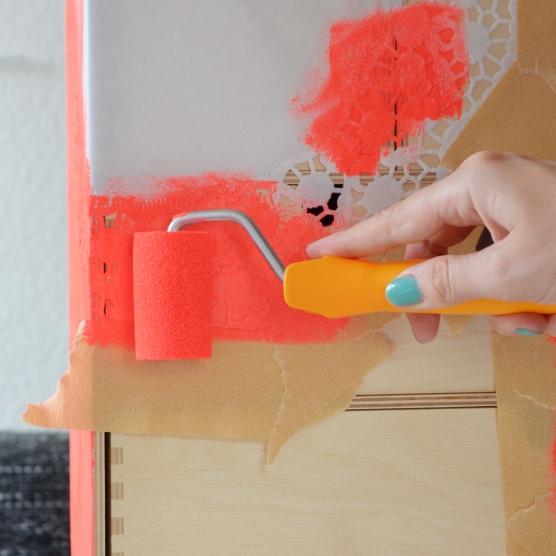 Ikea Moppe streichen - annablogie