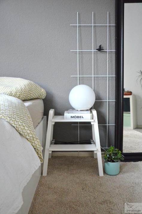 Schlafzimmer Manhatten