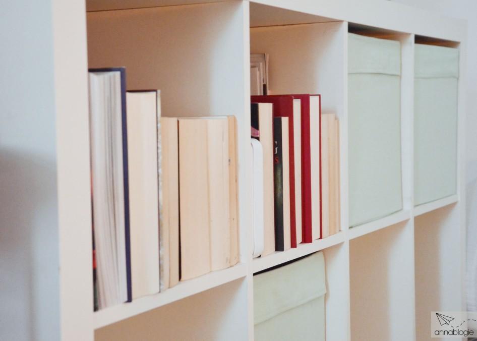 Bücherregal annablogie