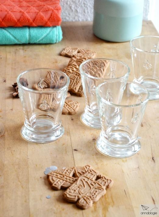 Spekulatius Dessert Glas - annablogie