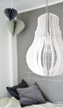 Schlafzimmerlampe - annablogie