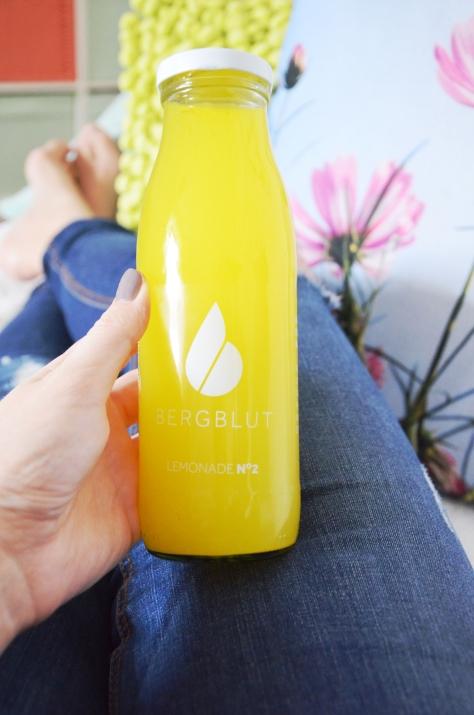 Bergblut Detox Saft Yellow N°2