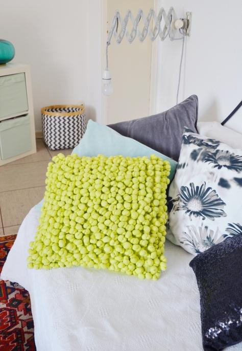 Kissen von adormio - annablogie