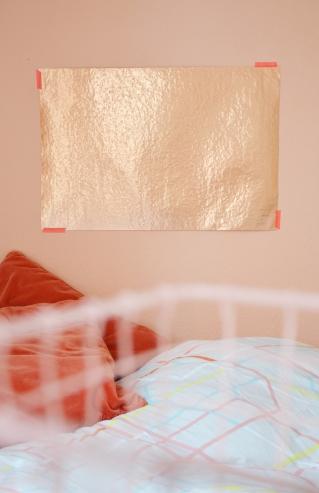 DIY Kupfer-Bild - annablogie