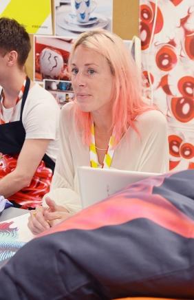 IKEA Designerin Katie Eary