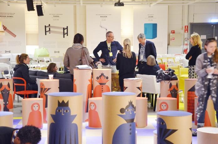 IKEA Vortrag Gruppe Deutschland