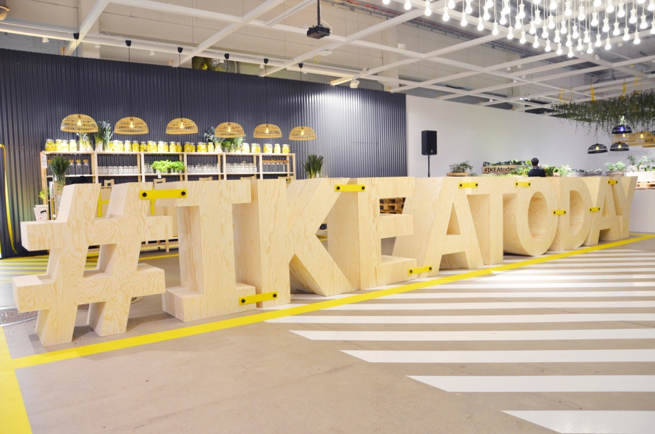 #IKEAtoday