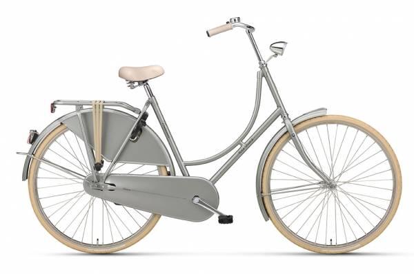 Batavus Damenfahrrad Old Dutch 56cm Bremsnabe Grau