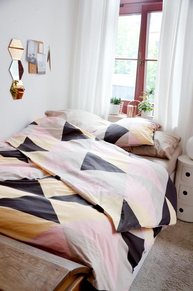 Bettwäsche IKEA Klipplin - annablogie