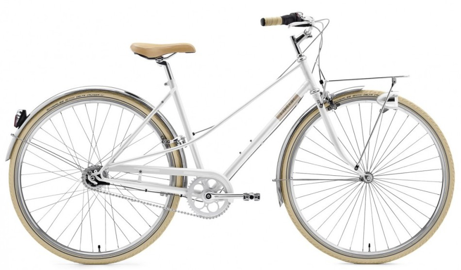 Creme Cycles Caferacer Solo Lady 3-speed white