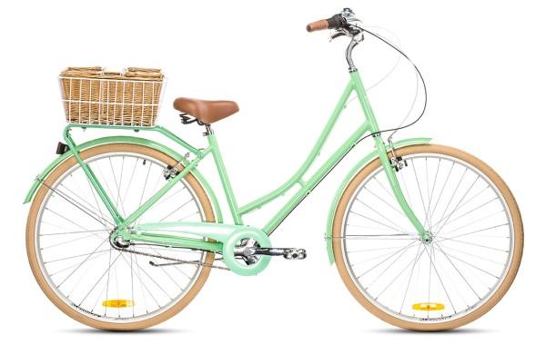 Reid Ladies Deluxe 3-Speed Mint Green 1 DT