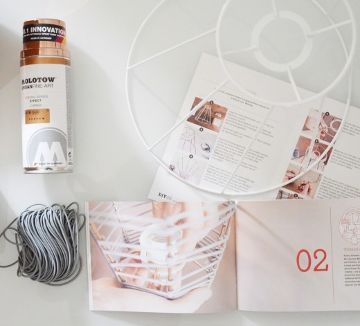 Material DaWanda-Lampe annablogie