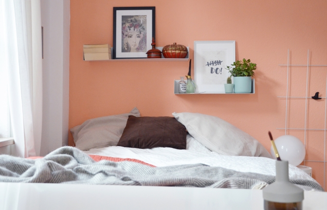 Schlafzimmer-Umstyling + Give Away