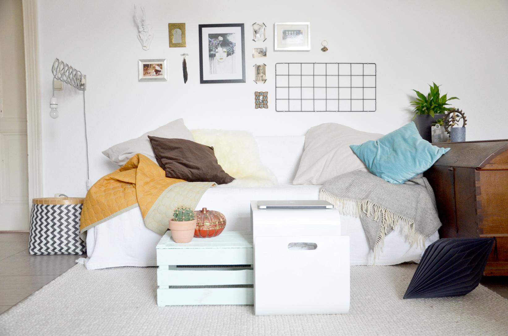 Wohnzimmer Oesterreich Style : Ein bisschen boho im wohnzimmer anna ie