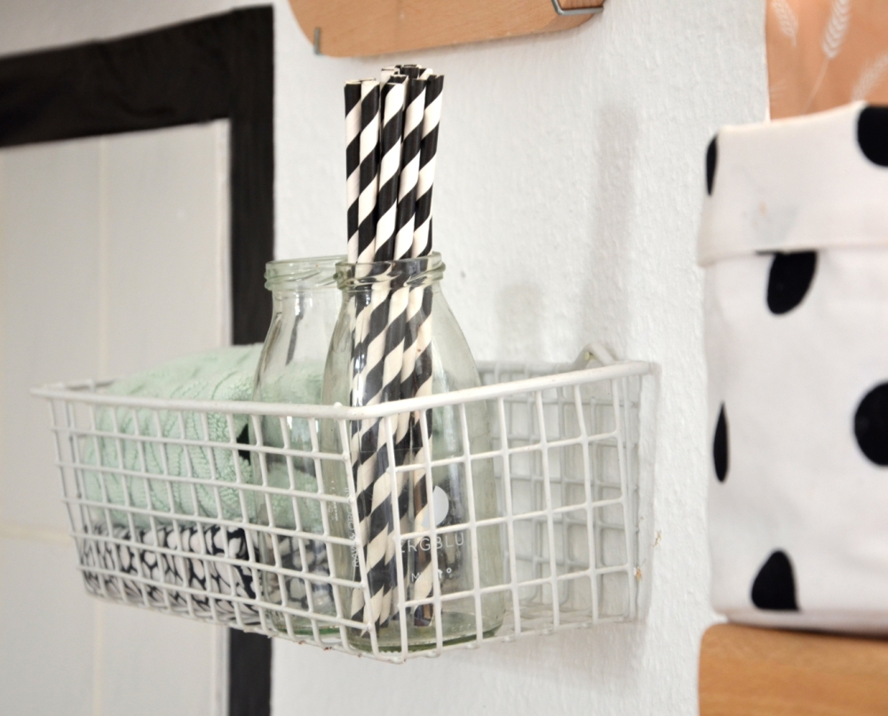 Untensilien-Korb Küche annblogie