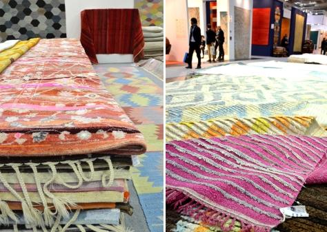 Knotisse Teppiche auf der DOMOTEX 2016