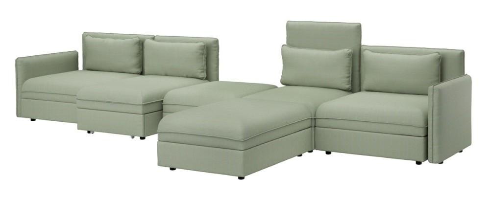 VALLENTUNA Sofa von Ikea