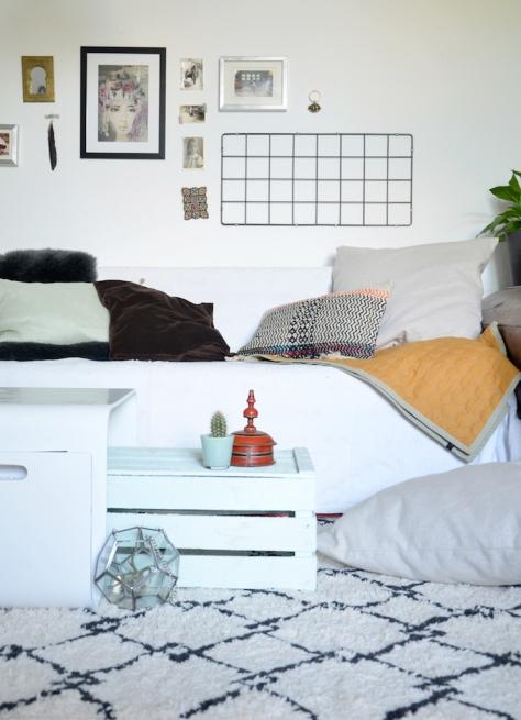 Beni Ourain-Teppich von HM Home