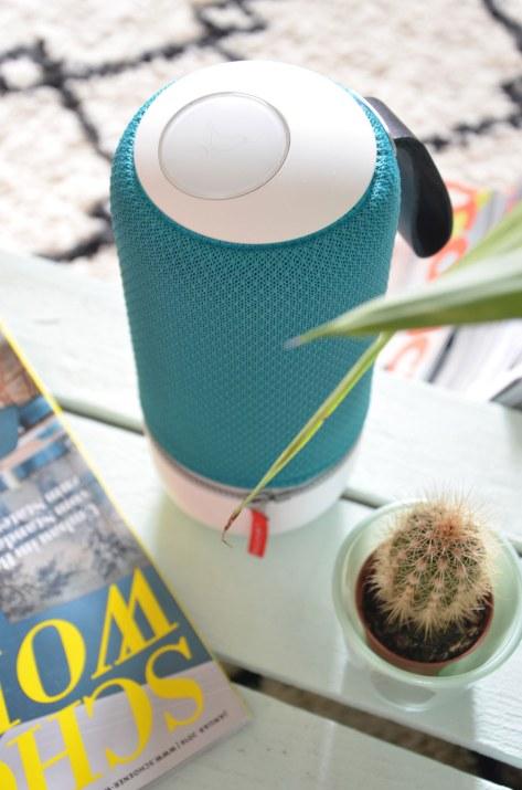 Der Libratone Wireless Lautsprecher