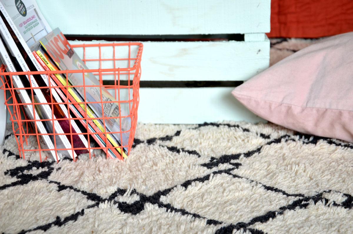 teppich von h m home annablogie annablogie. Black Bedroom Furniture Sets. Home Design Ideas