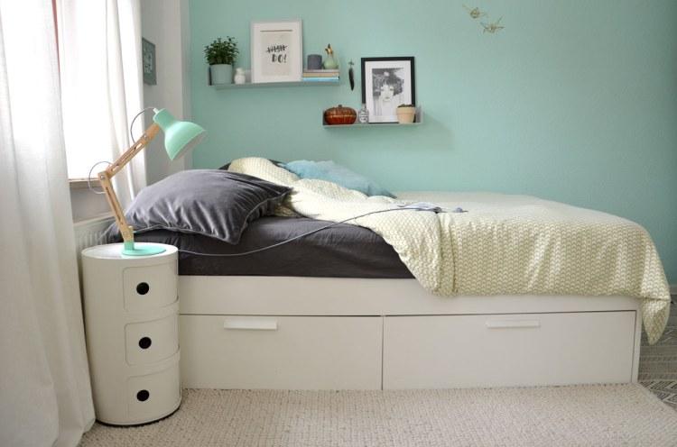 Schlafzimmer mit Wohlfühlfaktor – annablogie