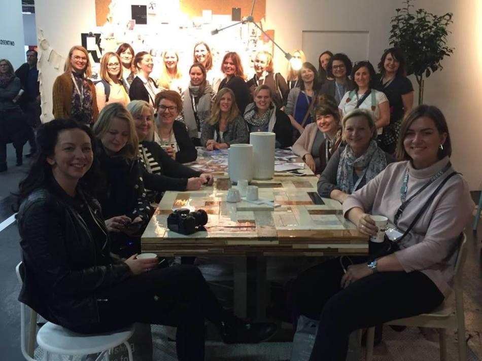 Blogst Lounge auf der imm cologne 2017