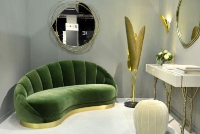 Smat Sofa auf der imm cologne