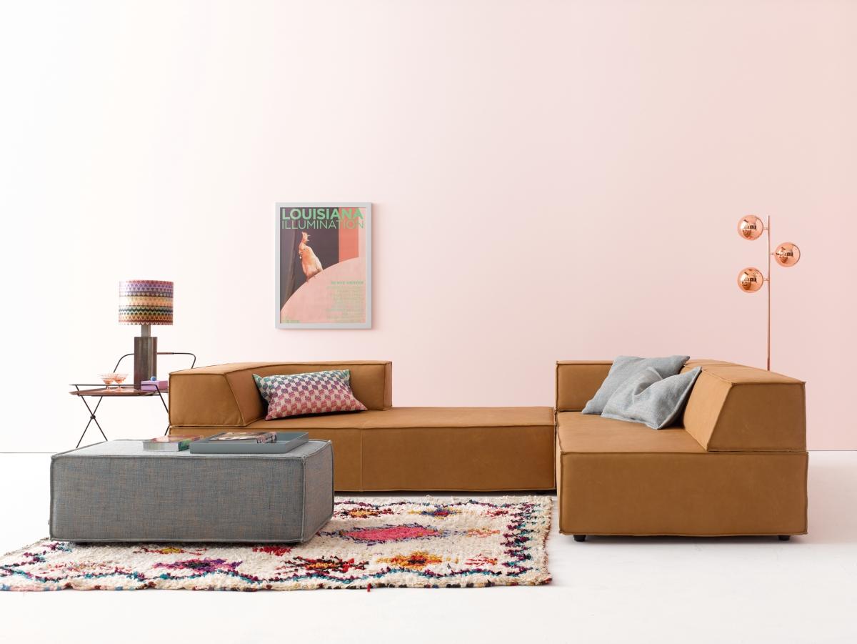 Couchsurfing für hyggeligen Wohnkomfort