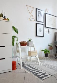 Wandgestaltung: Bilder richtig platzieren | annablogie