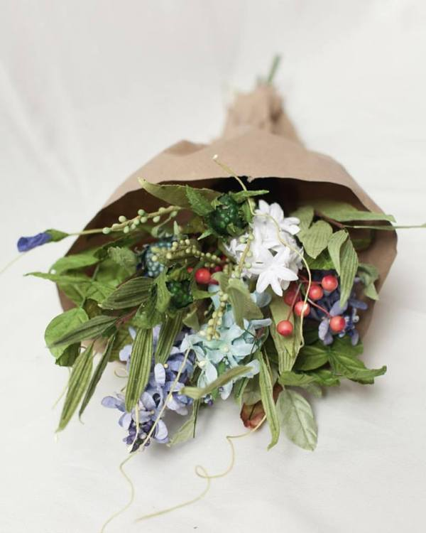 Flower Bouquet von Posy & Pot