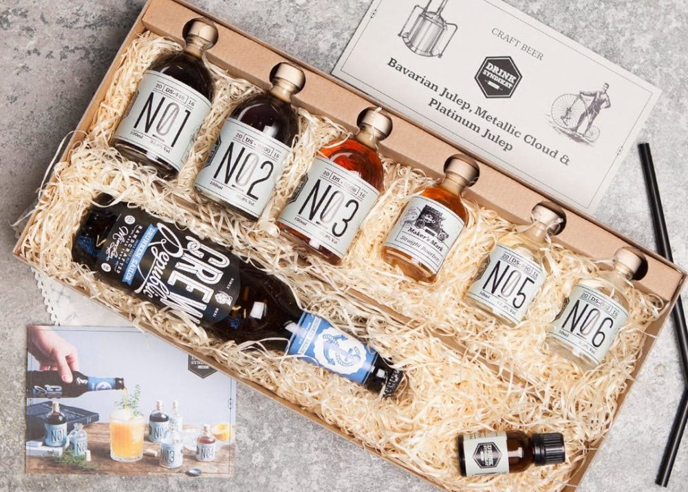 Craft Beer und Whiskey Set von Drink Syndikat