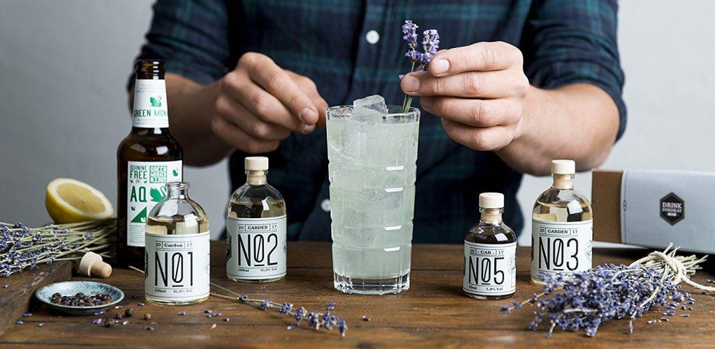 Craft Beer, Gin und Whiskey Set von Drink Syndikat