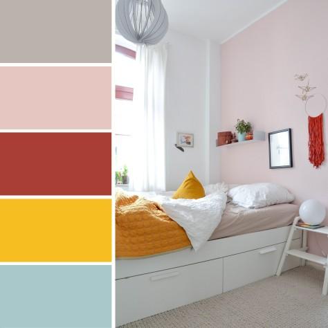 Mit diesen Farben strahlt euer Schlafzimmer | annablogie