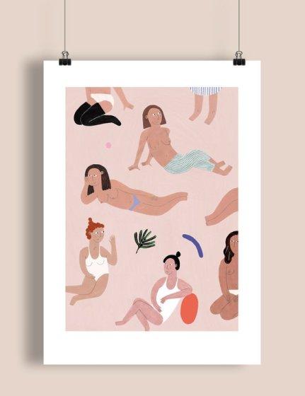Rasmussons Print