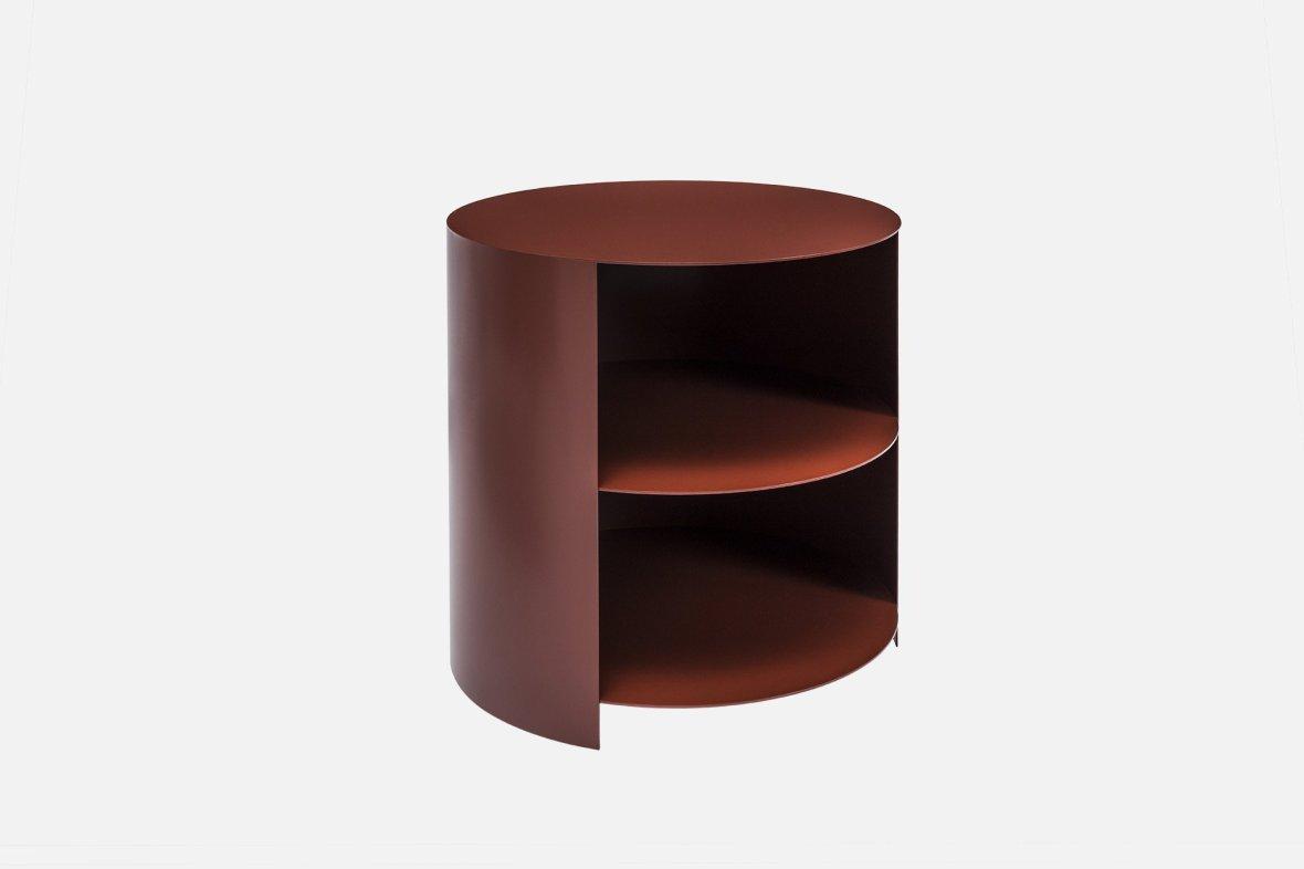 Hide Pedestal by Karoline Fesser