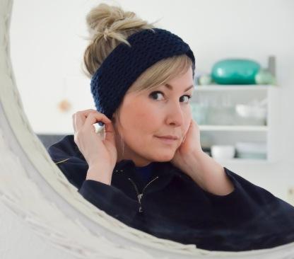 DIY: Anleitung zum Stirnband häkeln