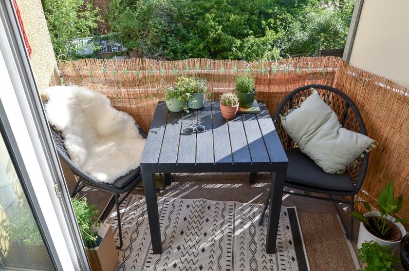 Balkon Ideen Fur Die Mini Outdoor Oase Im Ethno Style Annablogie