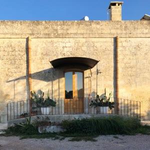 Apulien-Reisetipps: eine Masseria als Unterkunft