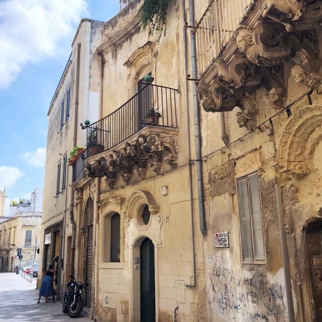 Apulien-Reisetipps: die Stadt Lecce