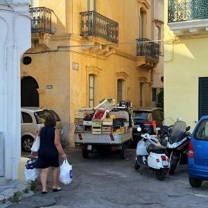 Apulien-Reisetipps: die Stadt Gallipoli