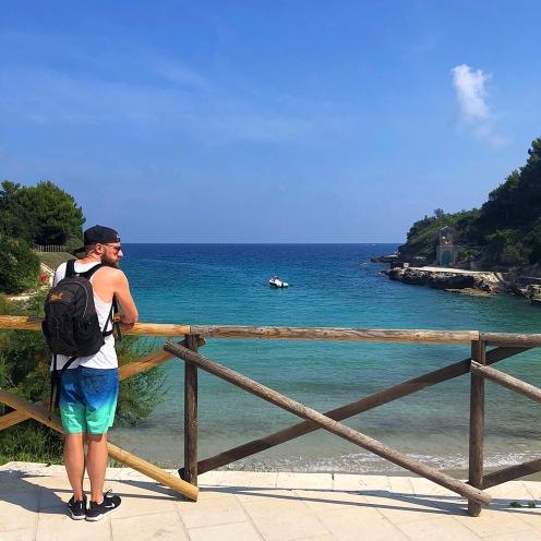Apulien: die Adria-Küste