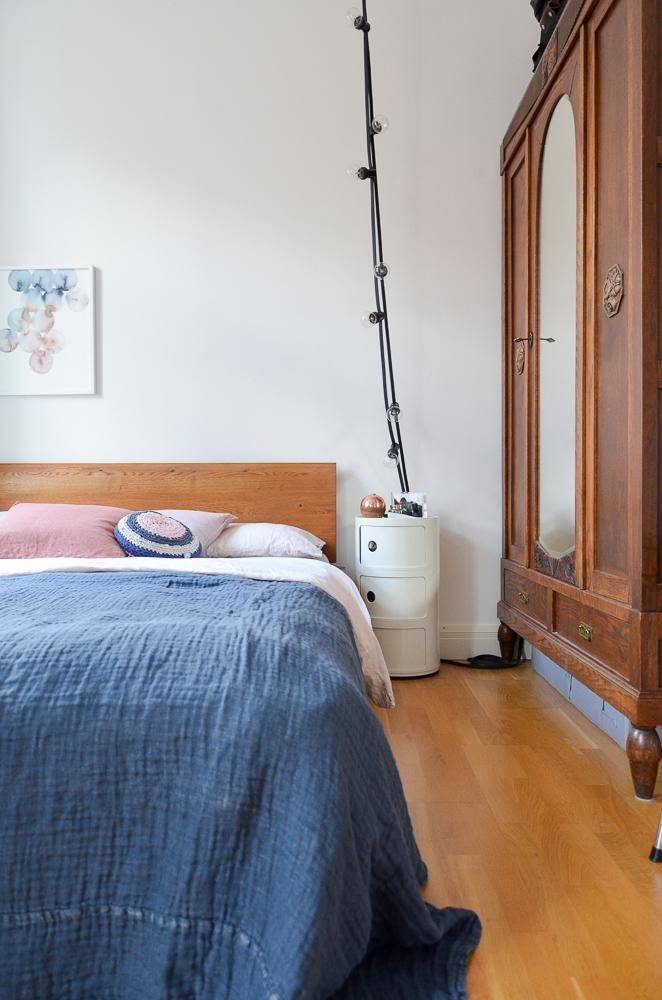 Homestory: Schlafzimmereinblicke