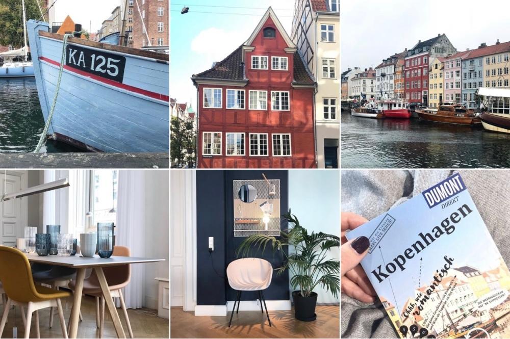 Kopenhagen: Farbpalette